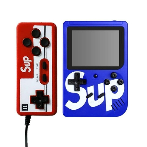 Foto 1 - Sup X Game Box 400 In One Handheld Game Console Pode Ligar A Uma Tv