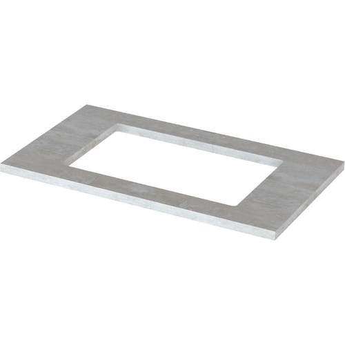 Tampo Para Cooktop 800mm Henn - Calcare