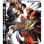 Game Street Fighter IV - PS3