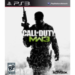 Game Call of Duty: Modern Warfare 3 PS3