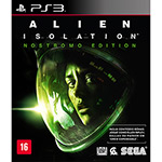 Game - Alien Isolation - Nostromo Edition - PS3