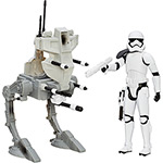 Star Wars EPVII Assault Walker -Hasbro