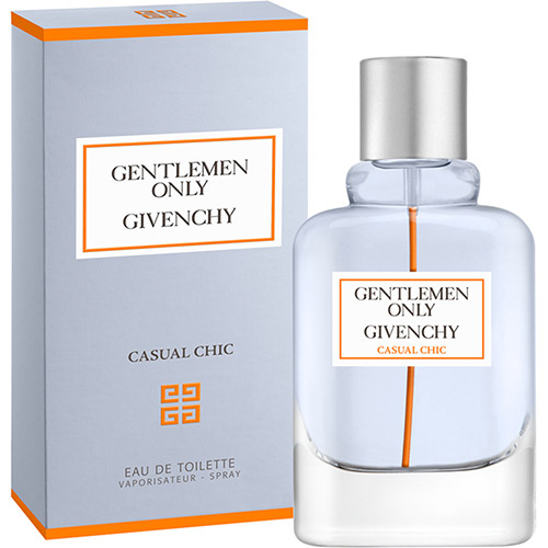 Foto 1 - Perfume Gentlemen Only Casual Chic Givenchy Masculino 50ml