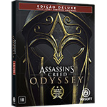 Game - Assassins Creed Odyssey Steelbook - PS4