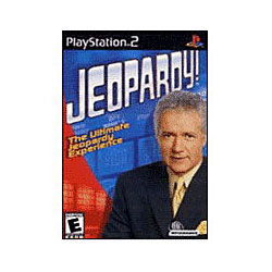 Game Jeopardy - PS2