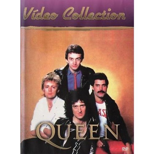 Dvd Vídeo Collection - Queen