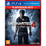 Foto 1 - Game Uncharted 4 A Thief's End Hits - PS4