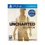 Jogo Sony Uncharted The Nathan Drake Collection Ps4 Blu-ray (p4da00716901fgm)