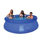 Piscina Redonda 2.400l Inflavel Splash Fun Mor 2,40x0,63