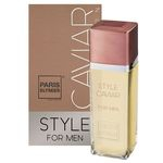 Perfume Style For Men Caviar Collection 100 Ml - Paris Elysees
