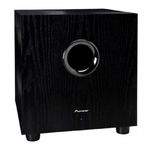 Pioneer Sw8mk2  Subwoofer 8''  100wrms  Ativo 110v