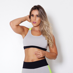 Top Fitness Back Neon Tp073