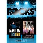 On The Rocks' - Barry Manilow & Kenny Rogers - Vol. 9 - 2 DVDs
