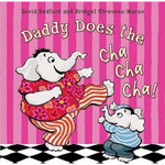 Livro Daddy Does the Cha Cha Cha!